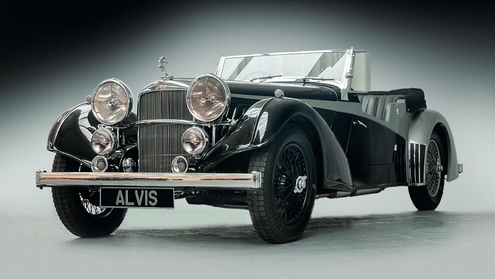 British Automaker Alvis Makes a Stylish Return