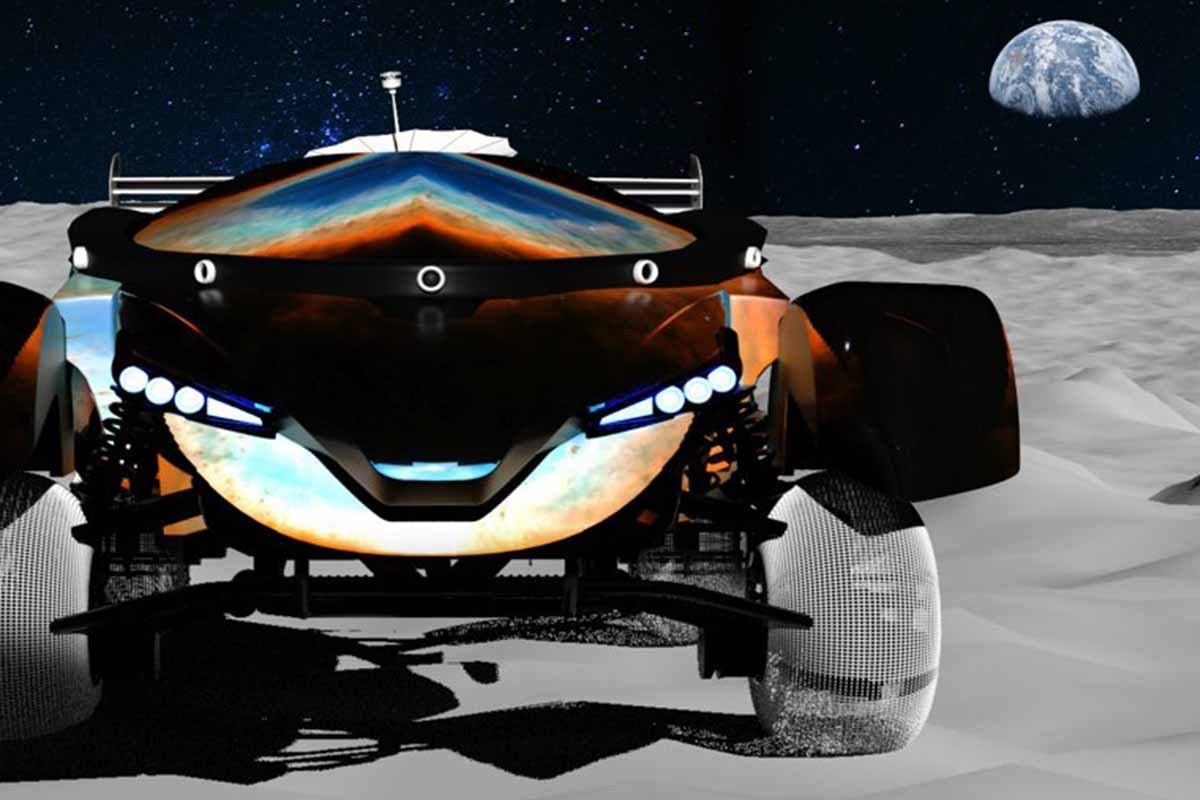 High School Students Are Going to Race Cars on the Moon in 2021